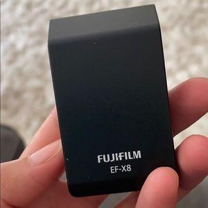 Fujii flash!